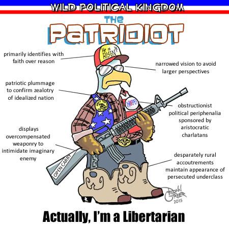 Wild-Political-Kingdom-Patridiot
